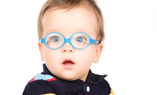 problemas de vista en niños