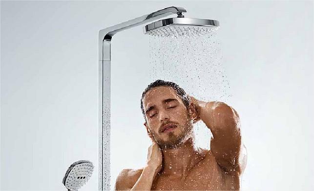 Con qué frecuencia debería tomar una ducha