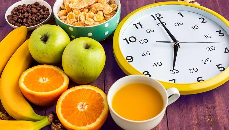 Alimentación saludable y equilibrada